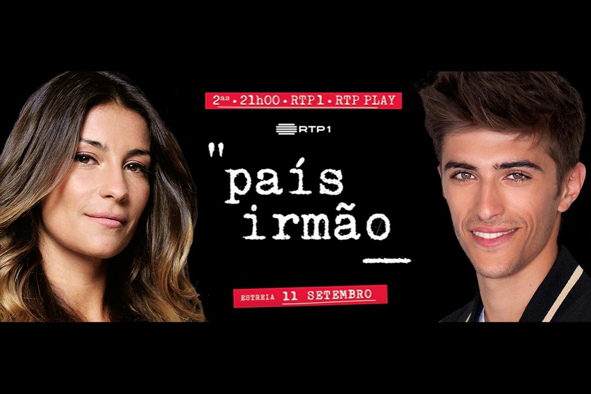 """""""País Irmão"""" com JOÃO MANEIRA e ISABEL FIGUEIRA"""