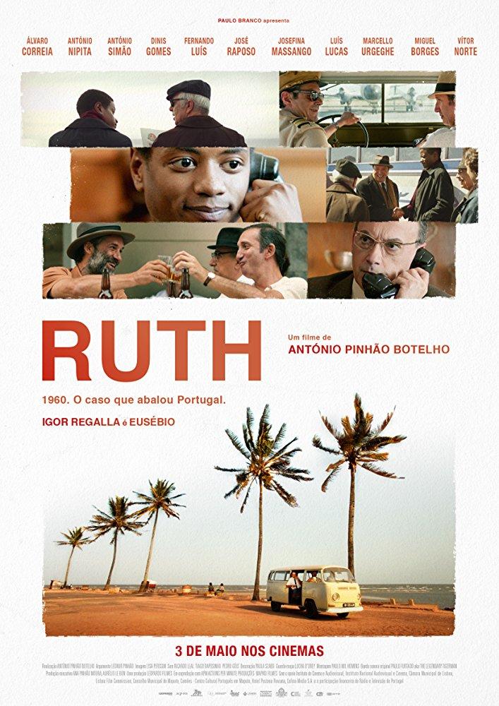 """Gonçalo Cabral em """"Ruth"""""""
