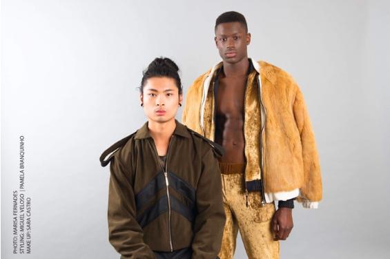 Michael Wang & Ivan Varela para Patrick de Pádua