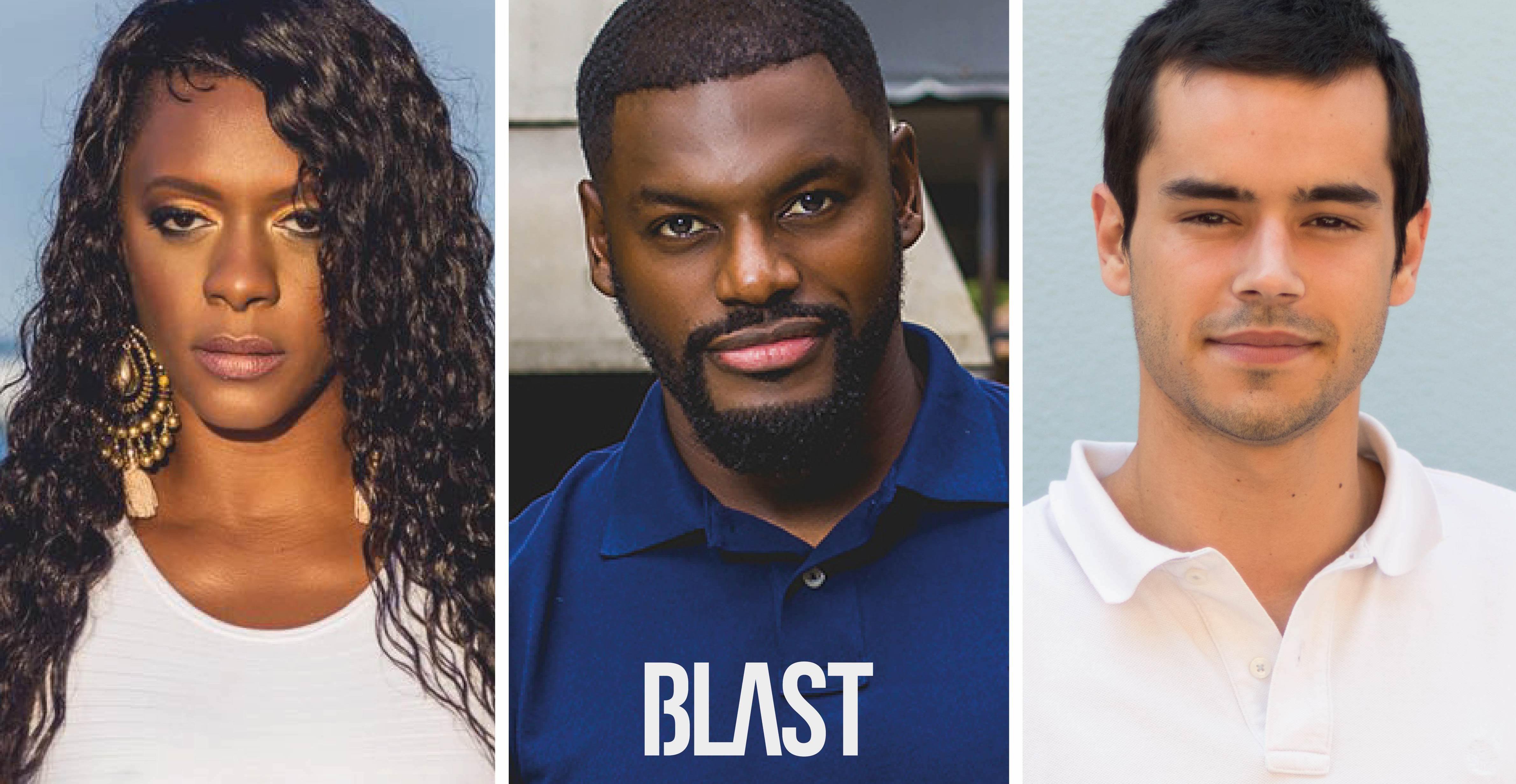 A familia BLAST está a aumentar!