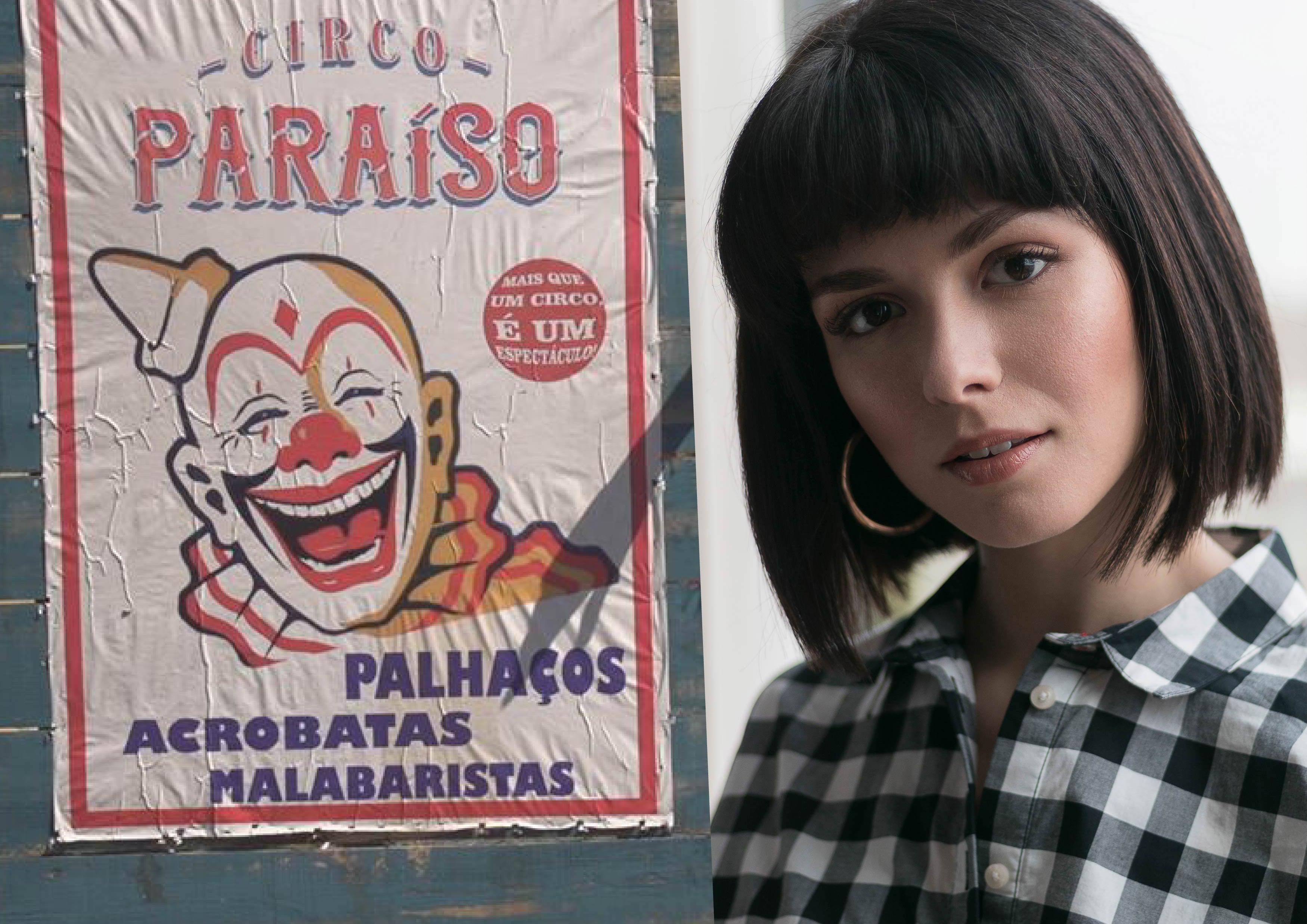 """Beatriz Barosa em """"Circo Paraíso"""""""