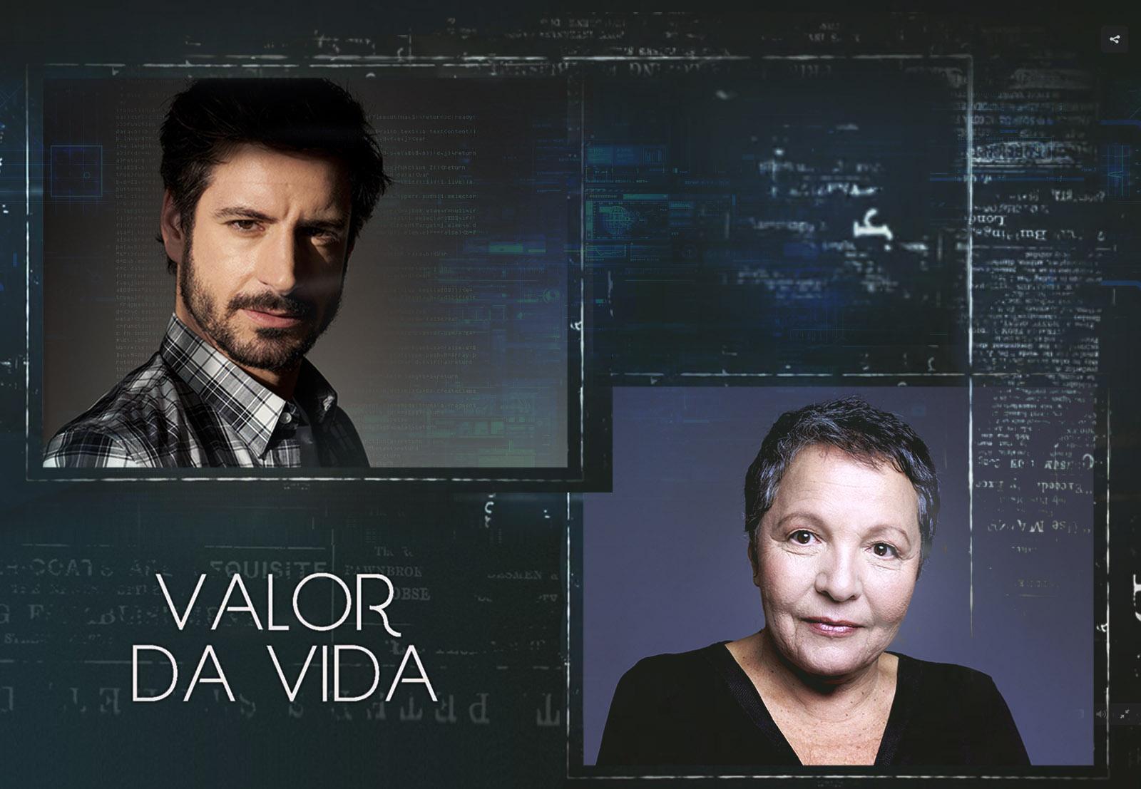"""Diogo Mesquita e Maria Simões reforçam elenco de """"Valor da Vida"""""""