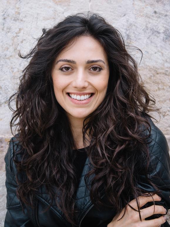 A actriz Priscila Ubba encontra-se em Portugal