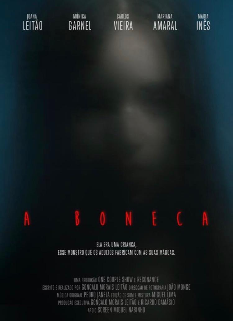 """Carlos Vieira em """"A Boneca"""""""