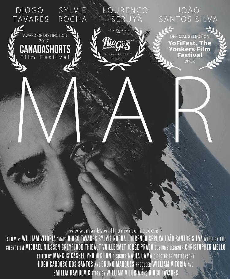 MAR com o actor BLAST Diogo Tavares continua a ganhar prémios internacionais.