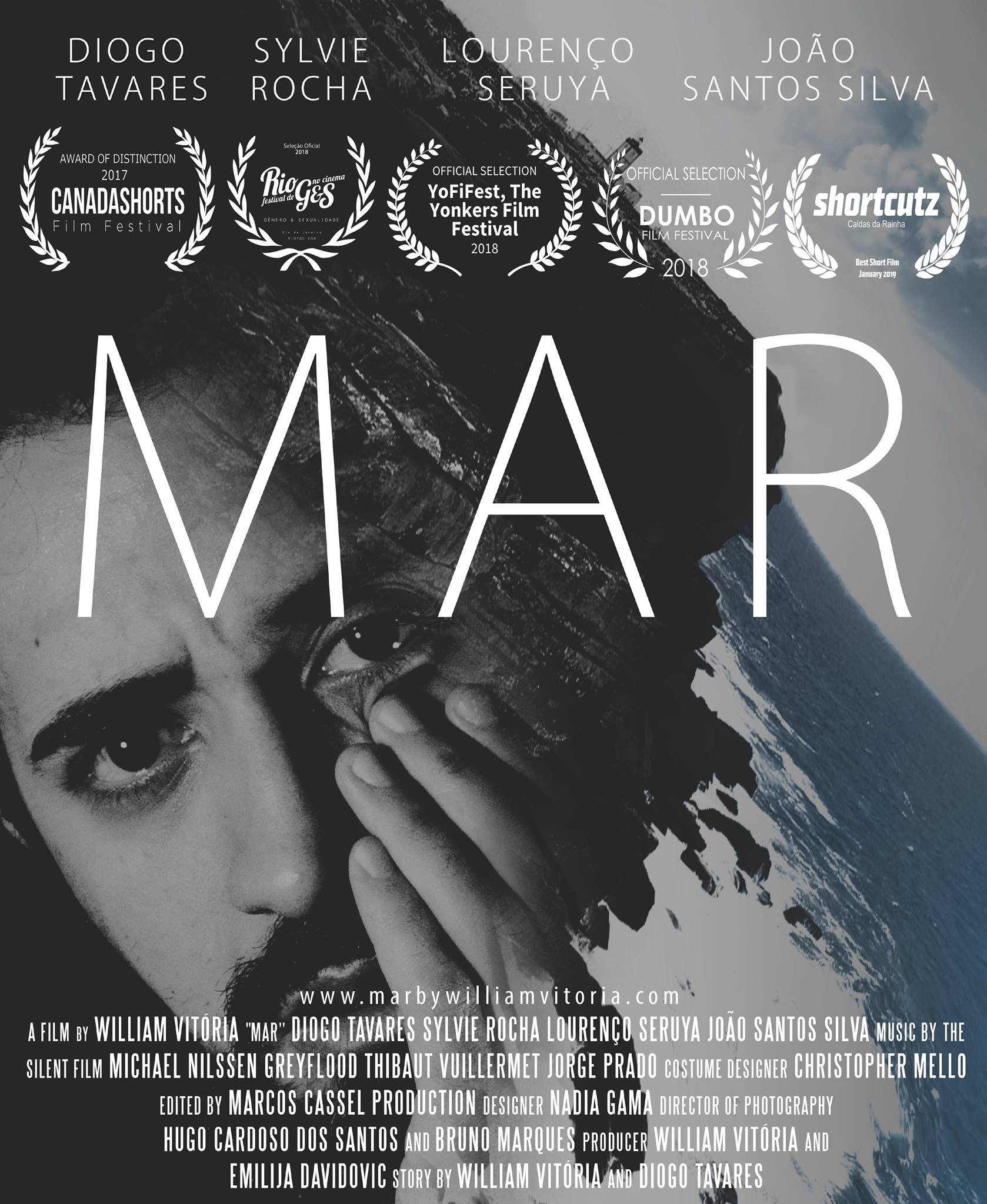 """MAR"" de William Vitoria com Diogo Tavares"