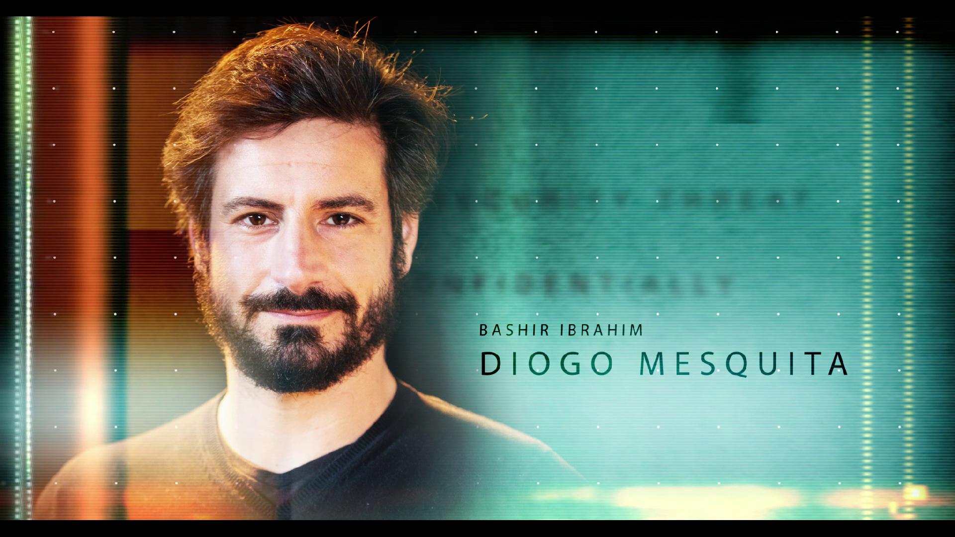 """Diogo Mesquita em """"Prisioneira"""""""