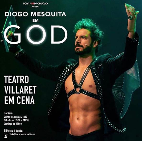 """""""GOD"""" com Diogo Mesquita"""