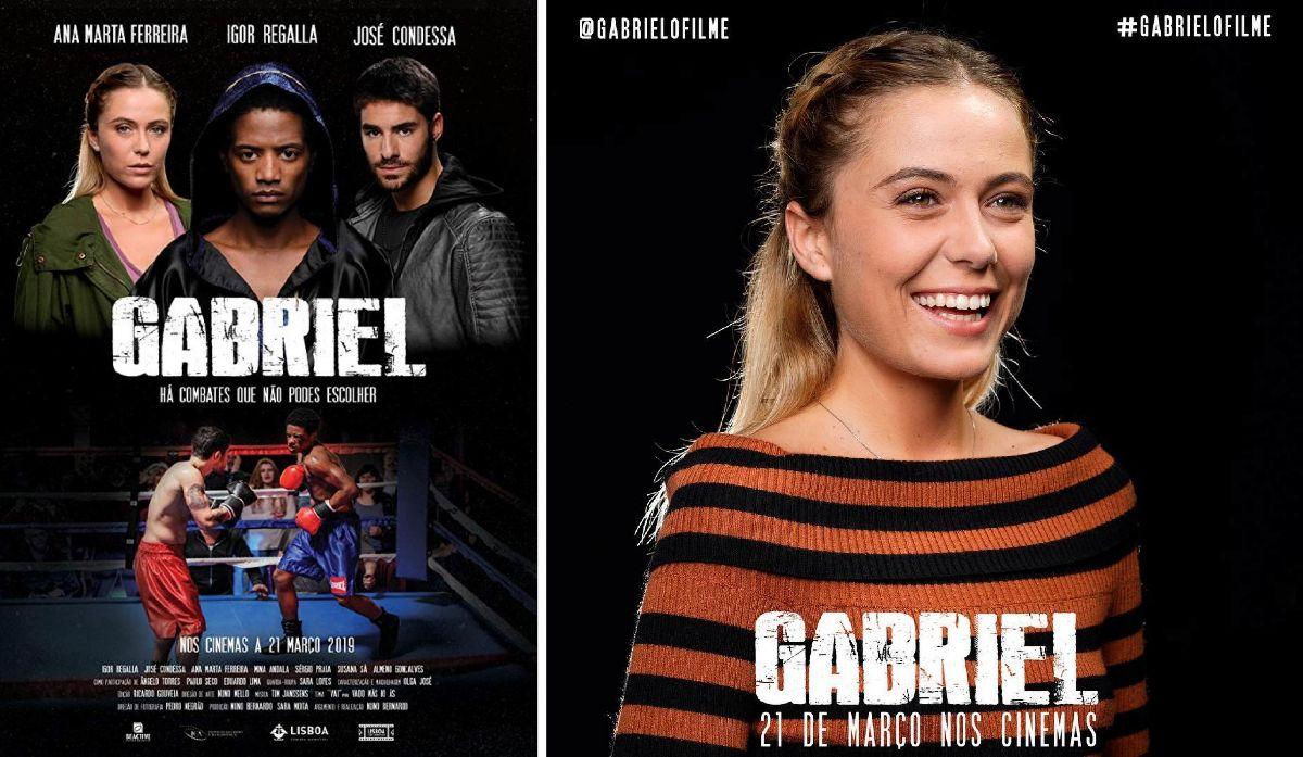 """""""Gabriel"""" estreia dia 21 de Março"""