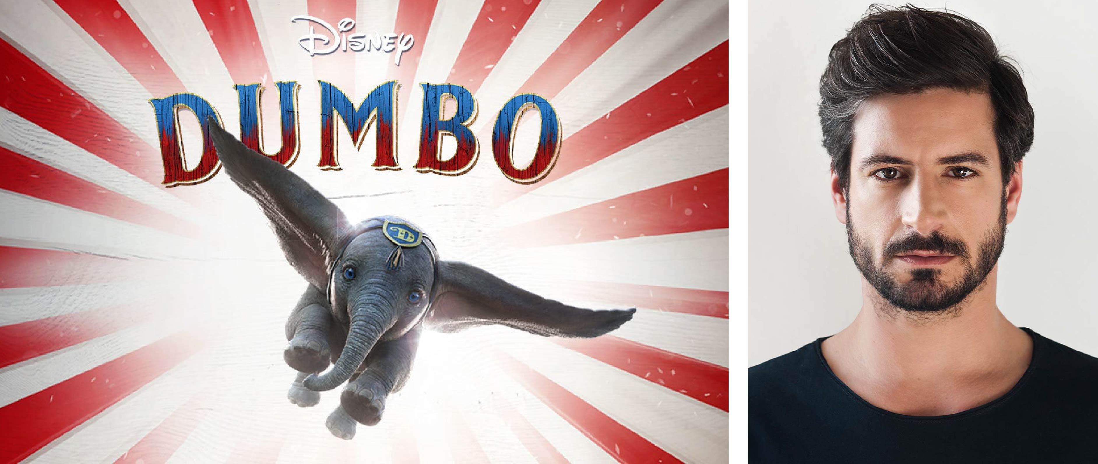 """Diogo Mesquita em """"Dumbo"""""""