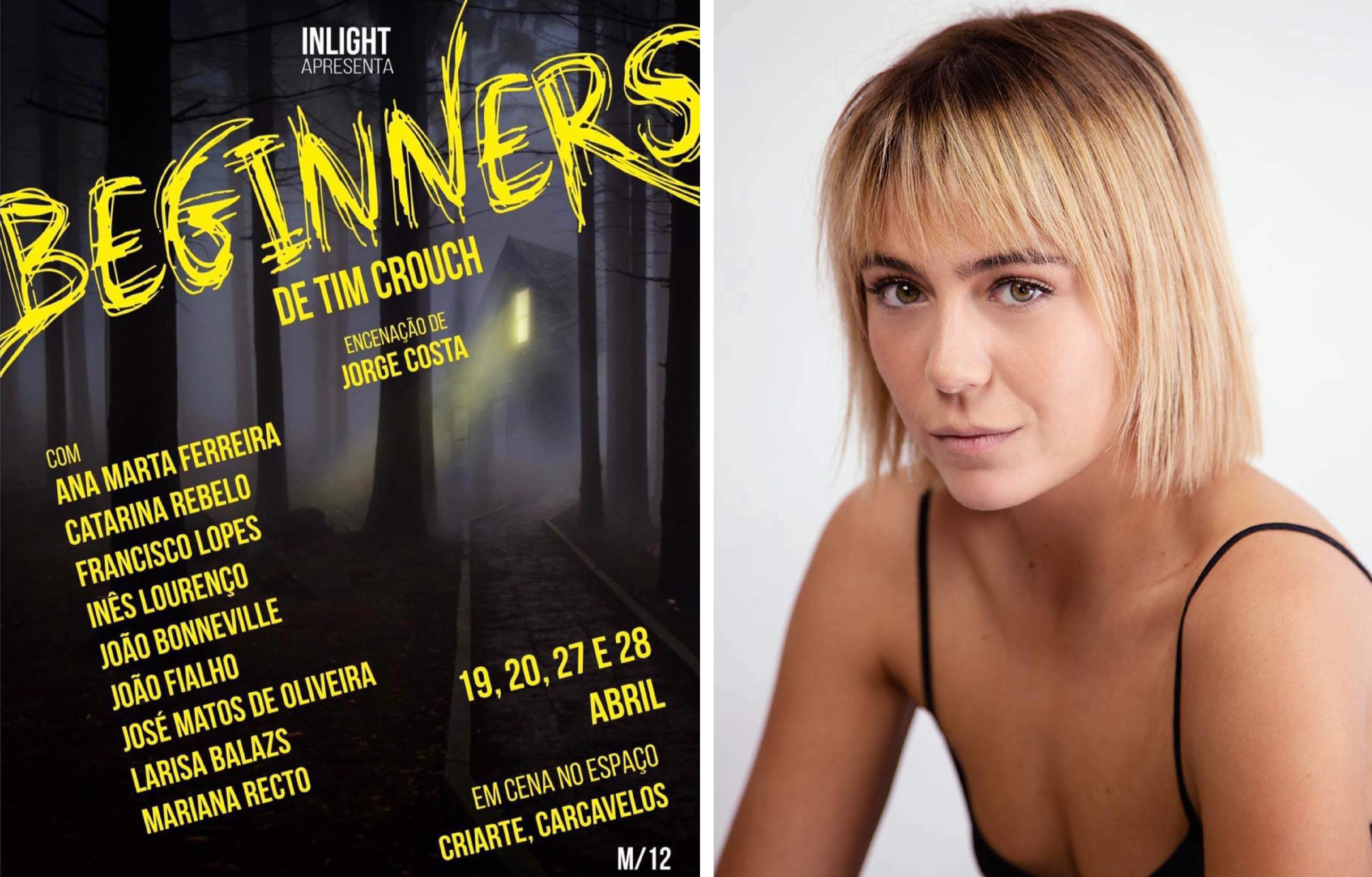 "Ana Marta Ferreira em ""Beginners"""