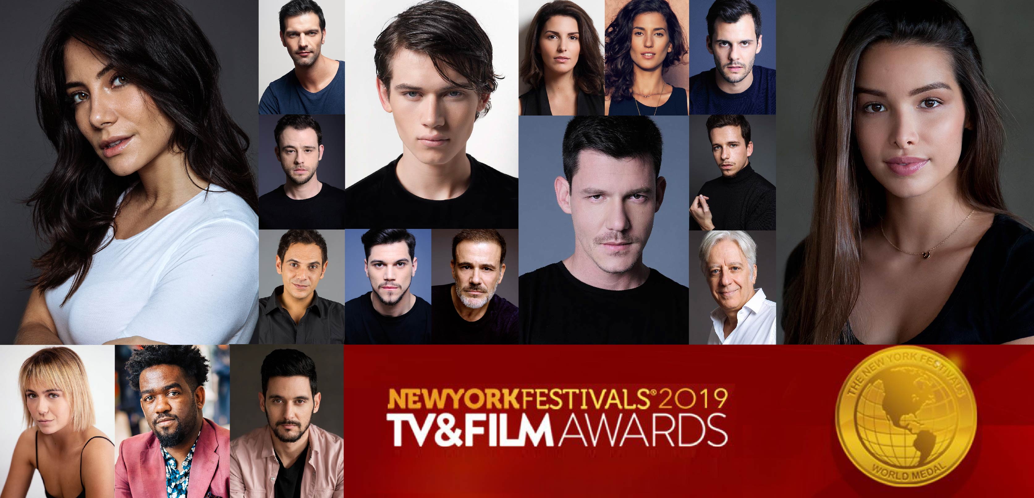 """Vidas Opostas"" ganhou a medalha e Bronze no NewYork Festivals International TV & Film Awards 2019 em Las Vegas."