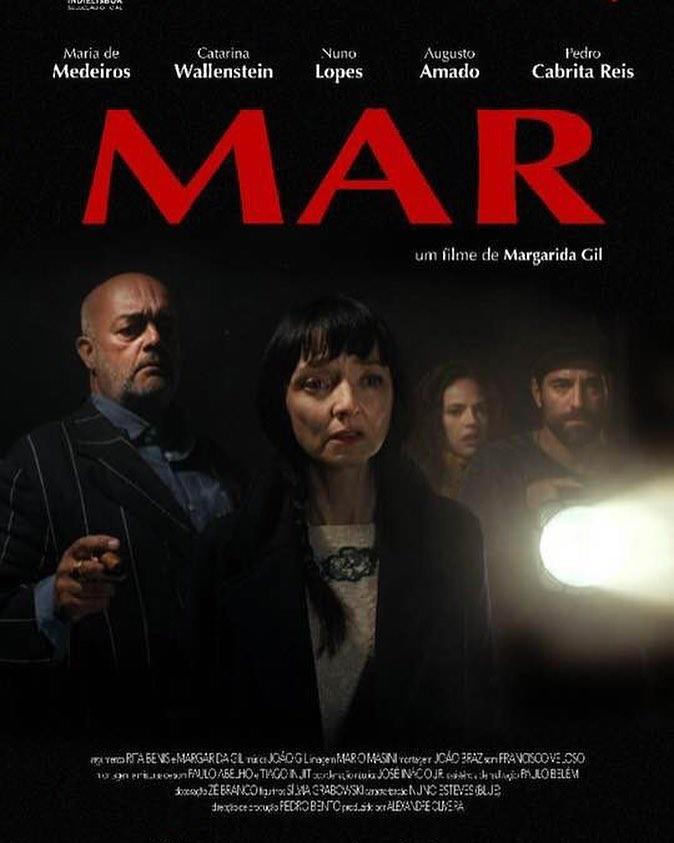 """""""MAR"""" com Augusto Amado estreia dia já dia 16 nas salas de cinema"""