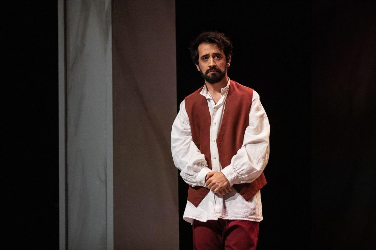 """""""Romeu e Julieta"""" com Diogo Tavares"""