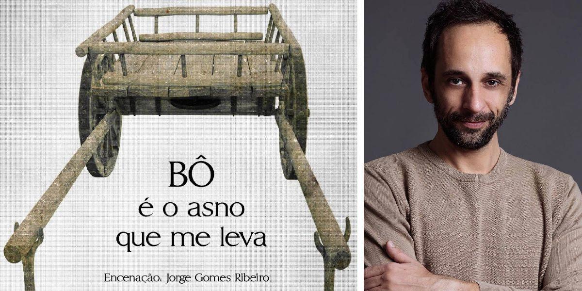 """Pedro Diogo em """"Bô é o Asno que me leva"""""""